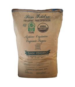 Azucar cristal San Isidro organica certificada