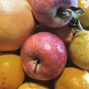 Caja de Frutas 4 k Orgánicas.