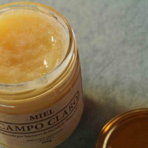 Miel Campo Claro orgánico certificado