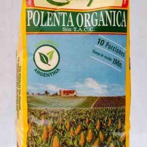 Polenta del Campo orgánico certificado