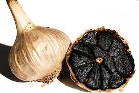 Ajo negro mediano orgánico certificado