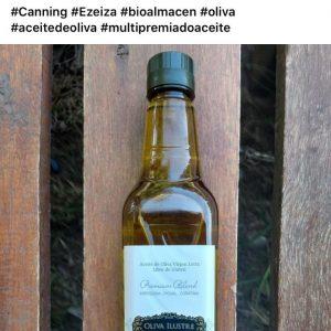 Aceite de oliva de Oliva Ilustre