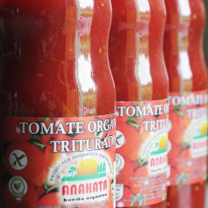 Tomate  triturado Anahata orgánico certificado