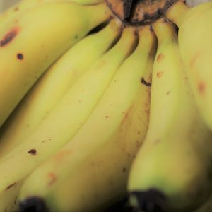 Banana. Formosa. Orgánica.